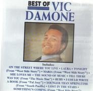 Vic Damone - The Best Of Vic Damone