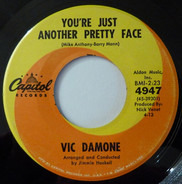 Vic Damone - You're Just Another Pretty Face
