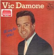 Vic Damone - I'll Sing For You