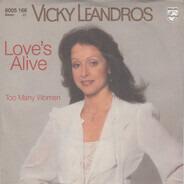 Vicky Leandros - Love's Alive