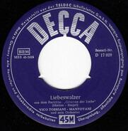 Vico Torriani - Mantovani And His Orchestra - Liebeswalzer / Tausend Mandolinen
