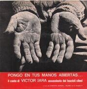 Victor Jara - Pongo En Tus Manos Abiertas... - Il Canto Di Victor Jara Assassinato Dai Fascisti Cileni