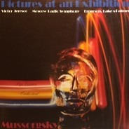 Emerson, Lake & Palmer , Modest Mussorgsky - Pictures At An Exhibition