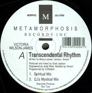 Victoria Wilson-James - Transcendental Rhythm