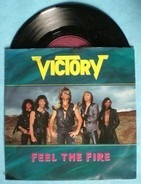 Victory - Feel The Fire