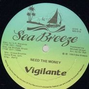 Vigilante / Toney Curtis - Need The Money / Anna Moir