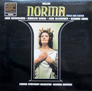 Vincenzo Bellini , Joan Sutherland , Marilyn Horne , John Alexander , Richard Cross , The London Sy - Norma (Arien Und Szenen)