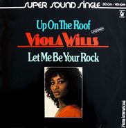 Viola Wills - Up On The Roof