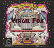 Virgil Fox - The Bach Gamut