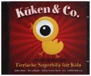 Volker Rosin, Die Lollipops u.a. - Küken & Co.