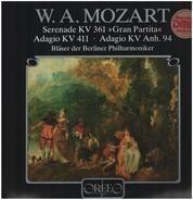 W.A. Mozart - Gran Partita, Adagio KV 411, KV Anh. 94