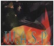 W.A.S.P. - Black forever/Goodbye America (4 tracks, 1995)