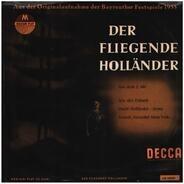 Wagner - Der Fliegende Holländer (Aus dem 2. Akt)