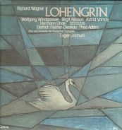 Wagner/ E. Jochum, D.Fischer-Dieskau, B. Nilsson, H. Uhde, T. Adam - Lohengrien