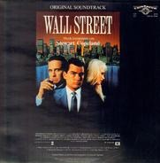 Wall Street Soundtrack composed by Stewart Copeland - Wall Street