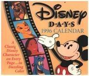 Walt Disney - Disney Days 1996 Calendar