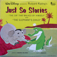 Walt Disney Presents Sterling Holloway , Tutti Camarata - Just So Stories
