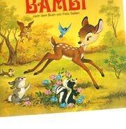 Walt Disney - Bambi