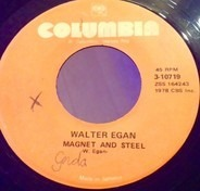 Walter Egan - Magnet And Steel / Tunnel O' Love