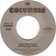 Walter Egan - Magnet And Steel / Only The Lucky