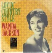 Wanda Jackson - Lovin' Country Style