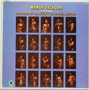 "Wanda Jackson - In Person Live At ""Mr Lucky's"" In Phoenix Arizona"