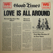 Eric Burdon & War - Love Is All Around