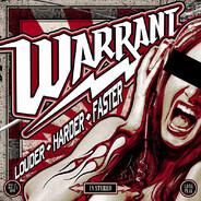 Warrant - Louder ◊ Harder ◊ Faster