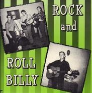 Warren Robben, Micky Michaels, a.o. - Rock And Roll Billy