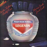 Warren Smith, Charlie Feathers, Buddy Knox, Jack Scott - Four Rock'N'Roll Legends