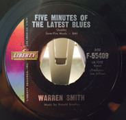 Warren Smith - Five Minutes Of The Latest Blues