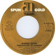 Warren Zevon - Werewolves Of London / Lawyers, Guns And Money