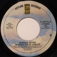Warren Zevon - Werewolves Of London / Roland The Headless Thompson Gunner