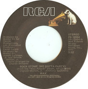 Wax - Rock Stomp (We Gotta Party)