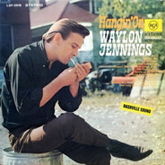Waylon Jennings - Hangin' On