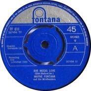 Wayne Fontana & The Mindbenders - She Needs Love / Like I Did
