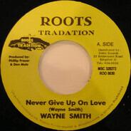 Wayne Smith - Never Give Up On Love