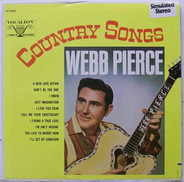 Webb Pierce - Country Songs