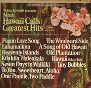 Webley Edwards Presents More The Hawaii Calls Orchestra And Chorus - More Hawaii Calls: Greatest Hits