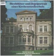 Westfälische Landeskirchenmusikschule Herford - Blechbläser und Orgelportrait einer Kirchenmusikschule