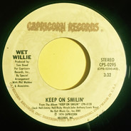 Wet Willie - Keep On Smilin' / Country Side Of Life