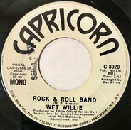 Wet Willie - Rock And Roll Band