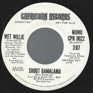 Wet Willie - Shout Bamalama