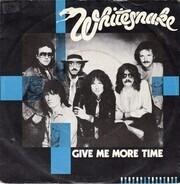 Whitesnake - Give me more time