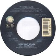 Whitesnake - Here I Go Again / Is This Love