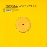Who's Who? - What's What E.P.