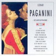 Lehar - Paganini
