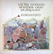 Wigwam - Lucky Golden Stripes And Starpose