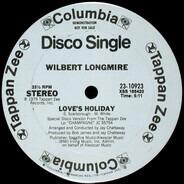 Wilbert Longmire - Love's Holiday