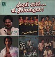 Wilfrido Vargas, Sandy Reyes, ... - Aqui está ... el Merengue!